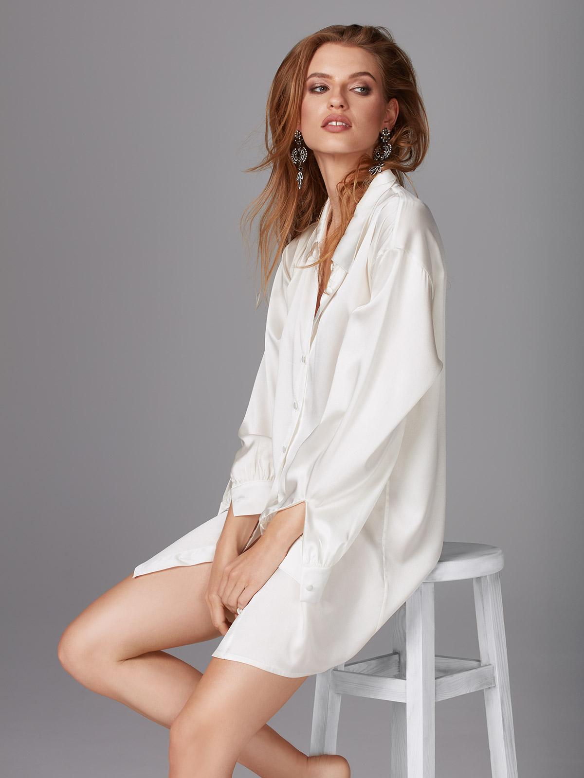 Pure Style OZ020 Camicia Seta