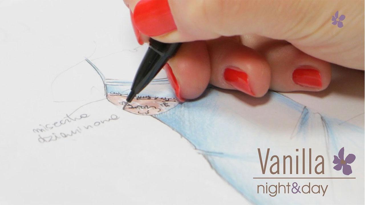 Il video promozionale di Vanilla night&day