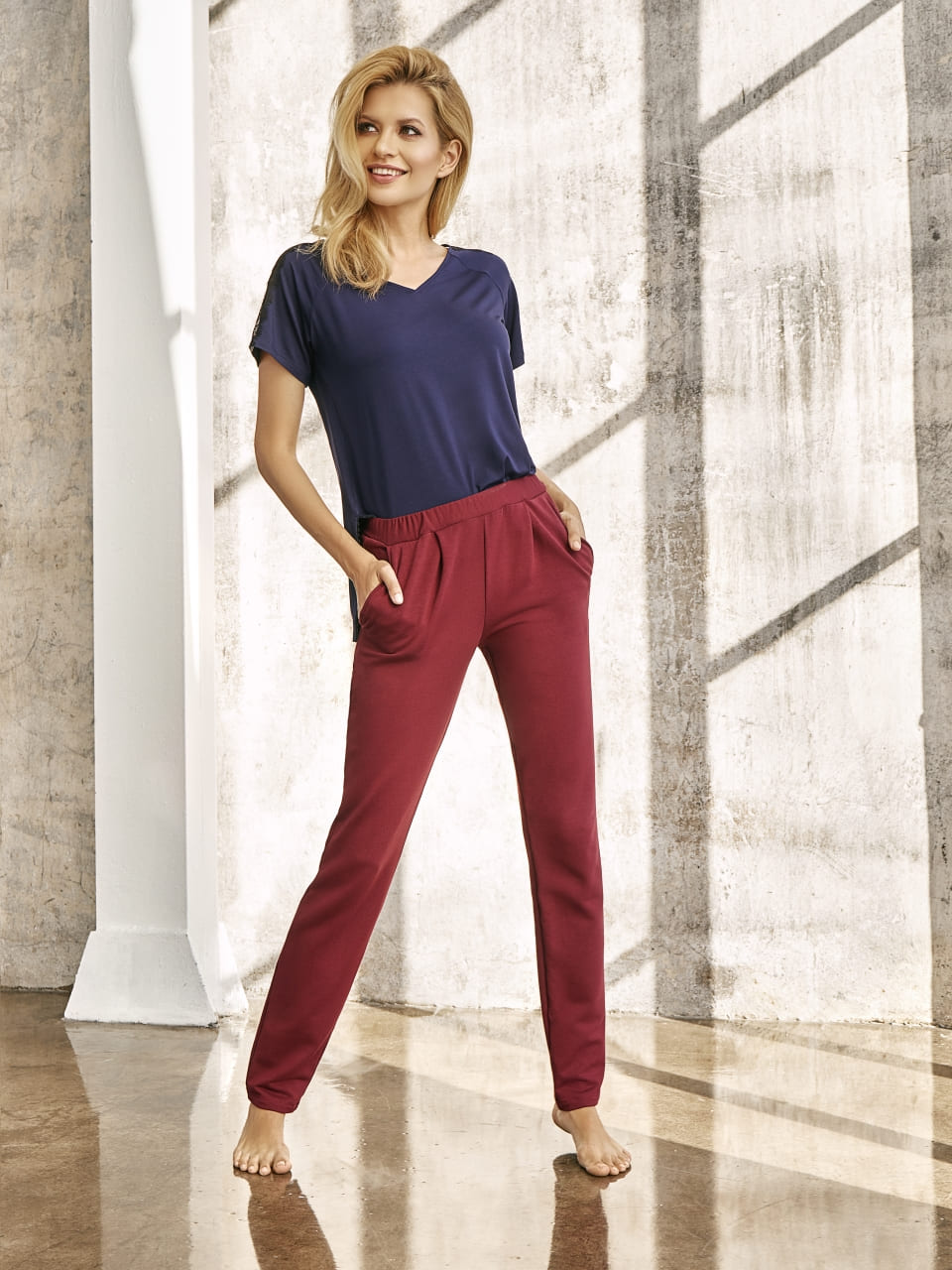 OZ 211 Maglia XS-3XL colour 02 · 03 · 76 <br />OZ 234 Pantaloni XS-3XL colour 03 · 72 · 75